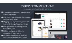 ESHOP Ecommerce CMS