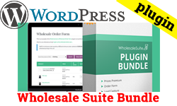 Wholesale Suite Bundle | WordPress plugin