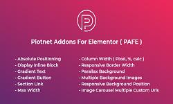 Piotnet Addons For Elementor